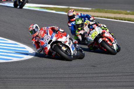 Chang Japan Motegi - Marquez ve nhat, vo dich 2016, Rossi do duong, Lorenzo chon sai vo - Anh 4
