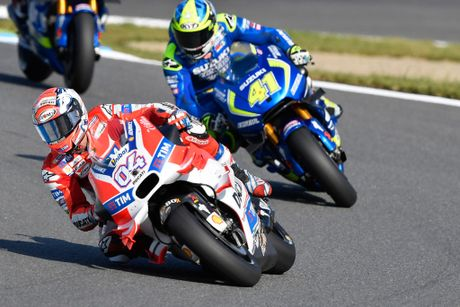 Chang Japan Motegi - Marquez ve nhat, vo dich 2016, Rossi do duong, Lorenzo chon sai vo - Anh 6
