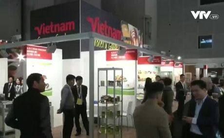 Viet Nam tham gia Hoi cho Thuc pham quoc te Paris SIAL 2016 - Anh 1