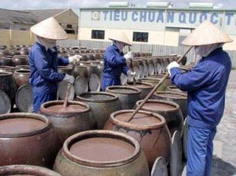Hieu the nao cho dung ve ham luong thach tin trong nuoc mam - Anh 1