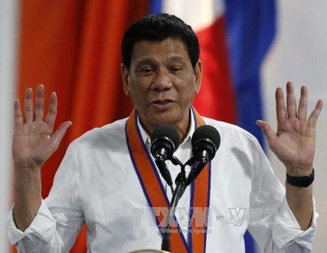 Philippines de ngo kha nang tap tran chung voi Trung, Nga - Anh 1
