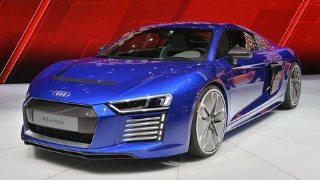 Dong sieu xe R8 e-tron bi Audi khai tu - Anh 1