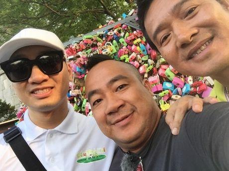 Qua bong vang Ngoc Cham 'quay tung bung' tren dat Han - Anh 3