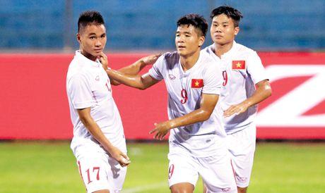 Cho U19 Viet Nam chinh phuc U19 UAE - Anh 1