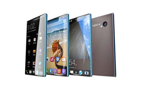 Smartphone Android tiep theo cua Nokia san xuat tai Viet Nam - Anh 1