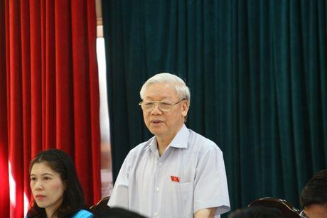 Tong Bi thu Nguyen Phu Trong: Chong ngoai xam da kho, chong noi xam con kho hon - Anh 2