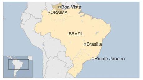 Bao loan tai nha tu Brazil, 25 nguoi thiet mang - Anh 1