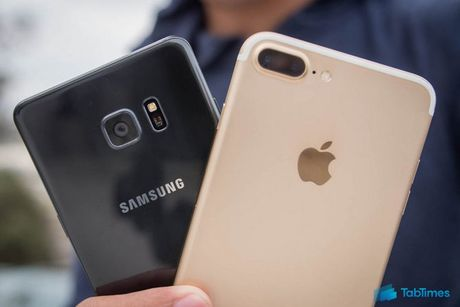 Apple se som thu hep khoang cach voi Samsung - Anh 2