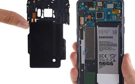 Samsung tu kiem nghiem pin cua Galaxy Note 7, khong giong cac hang khac - Anh 1
