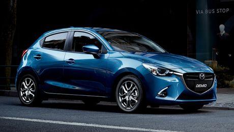Khong con say xe voi Mazda 2 va CX-3 ban moi sap ra mat - Anh 1