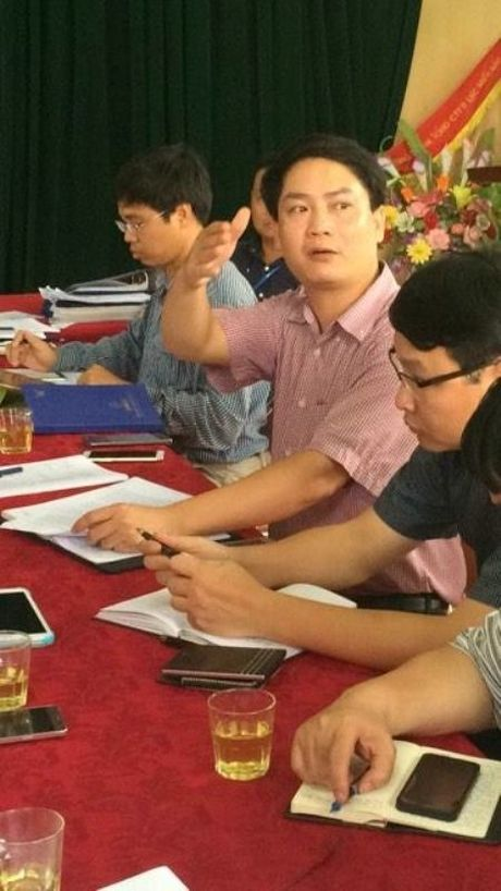 Kiem tra thuy dien Ho Ho: Lanh dao huyen Huong Khe khong duoc moi! - Anh 3
