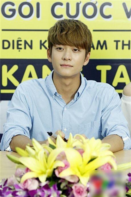 'Ru bo' son phan, Kang Tae Oh co con la... my nam? - Anh 1