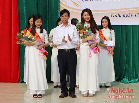 Tim ra 6 nu sinh xinh dep nhat Truong Huynh Thuc Khang - Anh 1