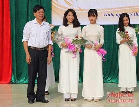 Tim ra 6 nu sinh xinh dep nhat Truong Huynh Thuc Khang - Anh 7