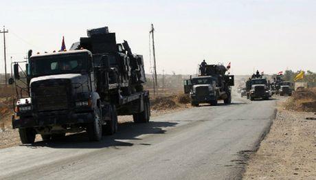 Iraq bat dau chien dich danh duoi IS khoi Mosul - Anh 1