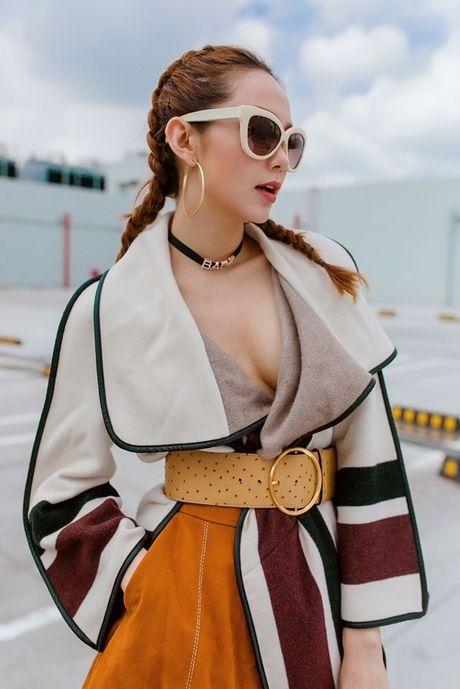 Minh Hang he lo se 'pha bo moi gioi han' trong san pham tro lai Vpop - Anh 8