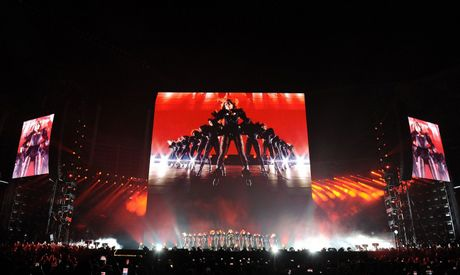 Formation World Tour: Con ai qua duoc Beyonce nam 2016 nay? - Anh 6
