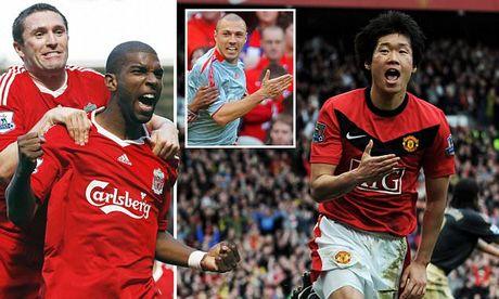 M.U va Liverpool: Nhung 'nguoi hung... bat dac di' trong lich su derby nuoc Anh - Anh 1