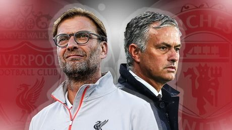 Jose Mourinho vs Jurgen Klopp: Tan man tu nhung la bai tay - Anh 1