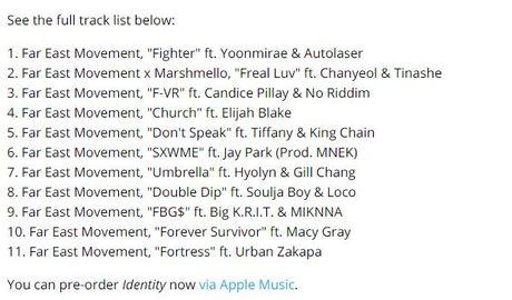 Loat sao Kpop gop giong vao album moi cua Far East Movement - Anh 2