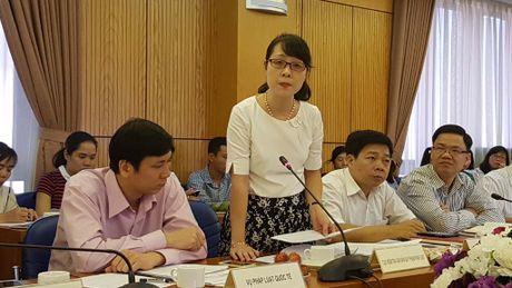 Bo Tai chinh bi 'tuyt coi' vi quy dinh thue qua tham quyen - Anh 1