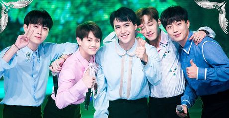B2ST 'dao chinh', quyet roi Cube de lap cong ty rieng? - Anh 1