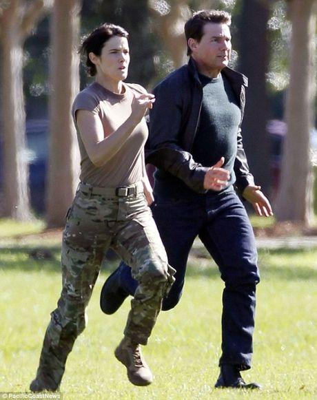 Man nhan xem Tom Cruise tung hoanh trong 'Jack Reacher: Never Go Back' - Anh 4