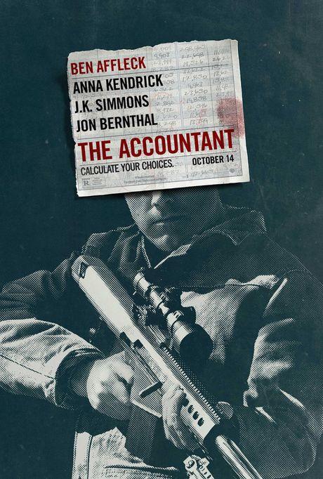 The Accountant - Khi ga tu ki thong tri the gioi - Anh 1