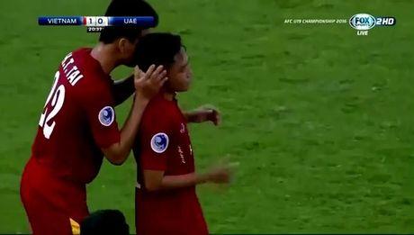 U19 Viet Nam tiep tuc gay bat ngo o dau truong chau A - Anh 2