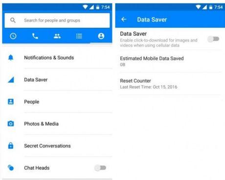 Facebook Messenger bo sung them tinh nang tiet kiem 3G - Anh 1