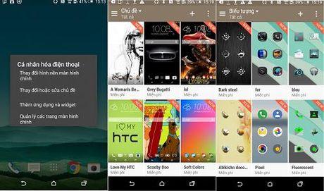 HTC One ME: Lua chon sang gia o phan khuc 6 trieu dong - Anh 5