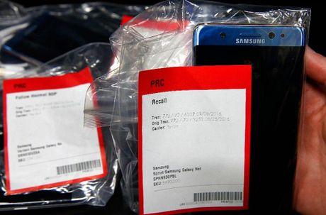 Ca Samsung va chinh phu Han Quoc cung vao cuoc tim nguyen nhan Note 7 phat no - Anh 2