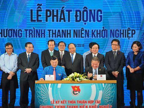 Khoi nghiep la thuoc do thanh cong cua CP kien tao - Anh 1
