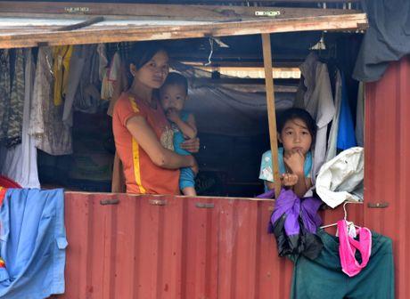 Cuoc song tren mai nha o ron lu Quang Binh - Anh 10
