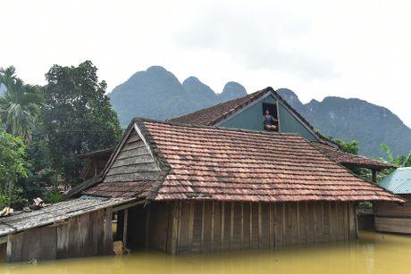 Cuoc song tren mai nha o ron lu Quang Binh - Anh 3