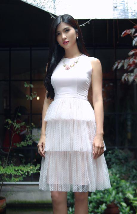Kim Tuyen duyen dang voi dam co dien - Anh 2