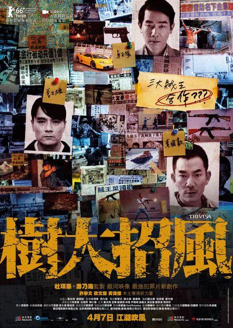 'Tam dai tac vuong': Cuoc hoi ngo cua ba tai tu Hong Kong - Anh 1