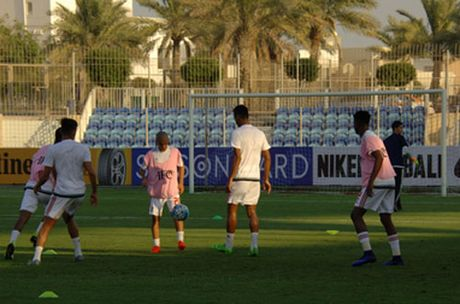 U19 VN vs U19 UAE (1-0, H1): Minh Di mo ty so - Anh 6