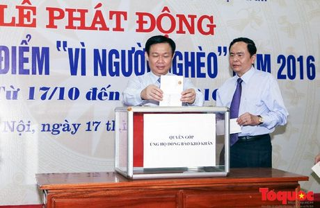 Hon 348 ty dong trong le phat dong Vi nguoi ngheo 2016 - Anh 4
