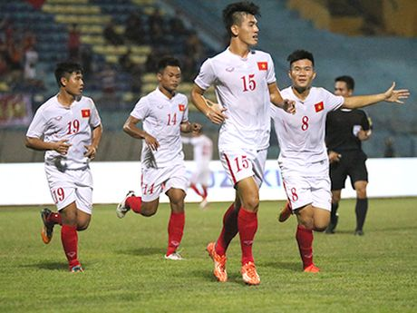 Cong Phuong, Tuan Anh se du U21 quoc te tai TP. Ho Chi Minh - Anh 1