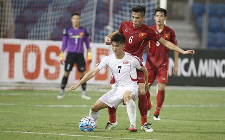 Lich thi dau bong da hom nay 17/10: U19 Viet Nam quyet dau U19 UAE - Anh 1