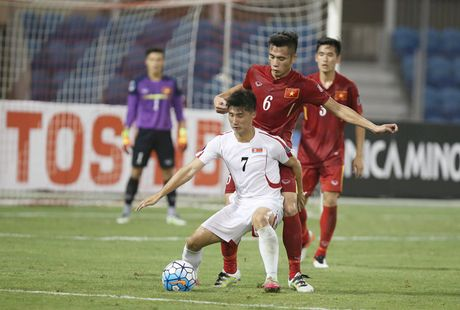 U19 Viet Nam va U19 Thai Lan, hai buc tranh tuong phan o giai chau A - Anh 10