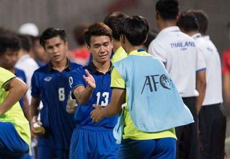 U19 Viet Nam va U19 Thai Lan, hai buc tranh tuong phan o giai chau A - Anh 4