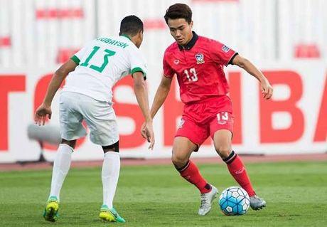 U19 Viet Nam va U19 Thai Lan, hai buc tranh tuong phan o giai chau A - Anh 5