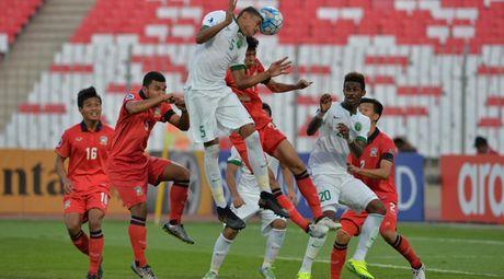 U19 Viet Nam va U19 Thai Lan, hai buc tranh tuong phan o giai chau A - Anh 6