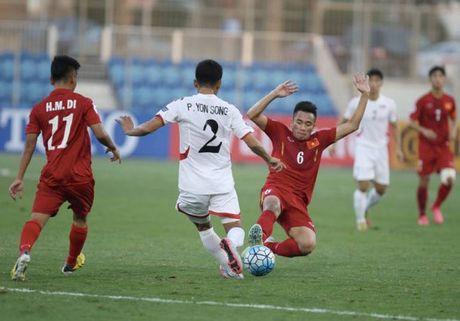 U19 Viet Nam va U19 Thai Lan, hai buc tranh tuong phan o giai chau A - Anh 8