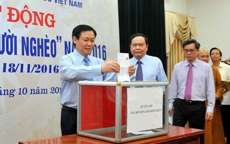 Phat dong Thang cao diem 'Vi nguoi ngheo' nam 2016 - Anh 2
