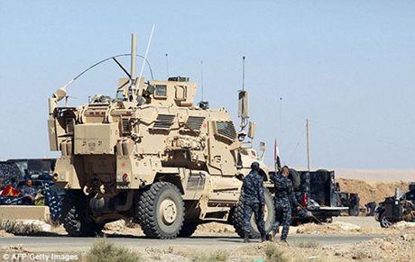 Tran chien gianh lai Mosul: Chien thang rat gan nhung kho khan rat lon - Anh 2