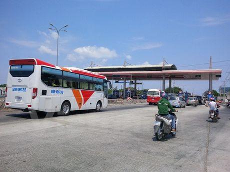 Tong cuc Duong bo giam sat doanh thu hai tram phi trong 10 ngay - Anh 1