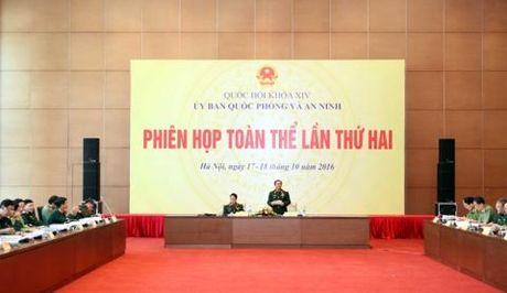 Sau vu Yen Bai, DBQH de nghi thu hep dien cap sung - Anh 1